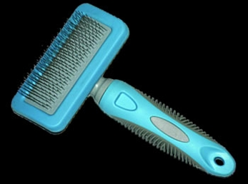 Brosse courbée petite | Small curved brush
