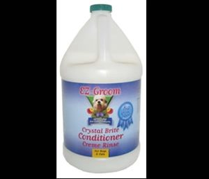 ​Conditionneur​ ​Crystal​ ​Brite​ ​Creme​ ​Rinse​ ​Gallon​