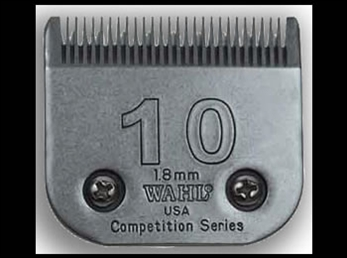 Lame Competition Wahl #10 | Blade Competition Wahl #10