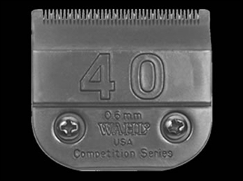 Lame Competition Wahl #40 | Blade Competition Wahl #40
