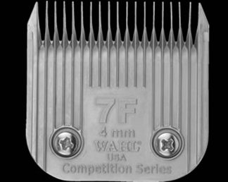 Lame Competition Wahl #7F | Blade Competition Wahl #7F