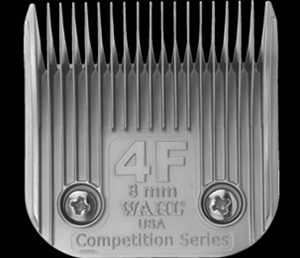 Lame Wahl Competition #4F | Blade Wahl Competition #4F