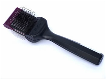 Brosse Les Pooch - mauve simple | Les Pooch brush - single purple