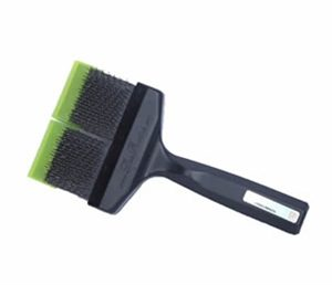 Brosse Les Pooch verte double | Les Pooch brush double green