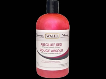 Shampoing Rouge Absolue Wahl 17oz