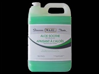 ​Shampoing​ ​Apaisant​ ​​Aloes​ ​Wahl​ ​Gallon​