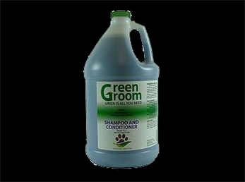​Shampoing​ ​Green​ ​Groom​ ​​Conditionneur​ ​Gallon​