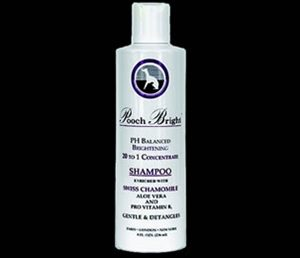 ​Shampoing​ ​Les​ ​Pooch​ ​Brillant​ ​Blanchissant​ ​Gallon​