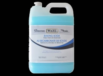 shampoing bicarbonate soude wahl gallon