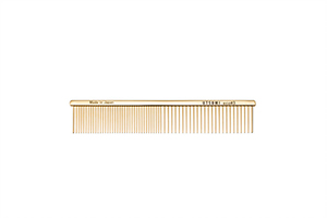 U & U ECO # 3 Peigne or | U&U ECO #3 Comb Gold Utsumi