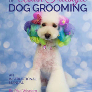 The art of asian style dog grooming