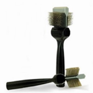 Brosse Les Pooch - Grise simple | Pooch Brush - Single Gray