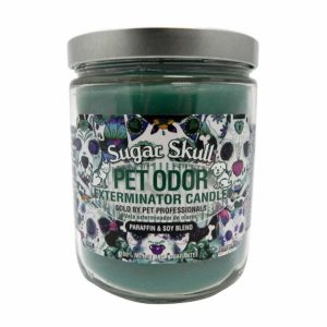 Chandelle Pet odor exterminateur | Pet odor exterminator Candle