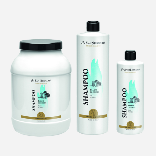 Shampoing Talc pour chiot | puppies Talc Shampoo